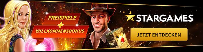 StarGames Echtgeld Bonus