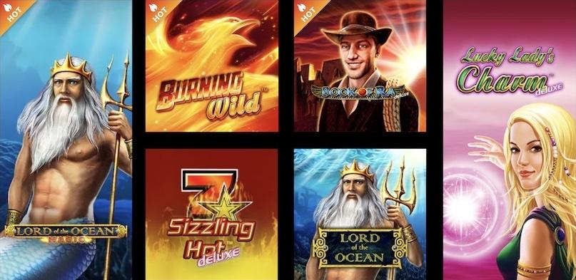 StarGames Echtgeld Spiele